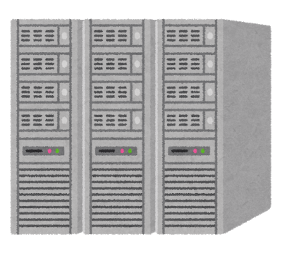 serverの画像
