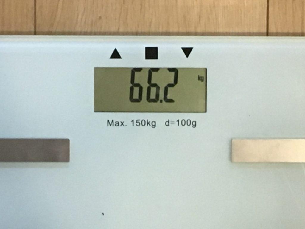 66.2kg