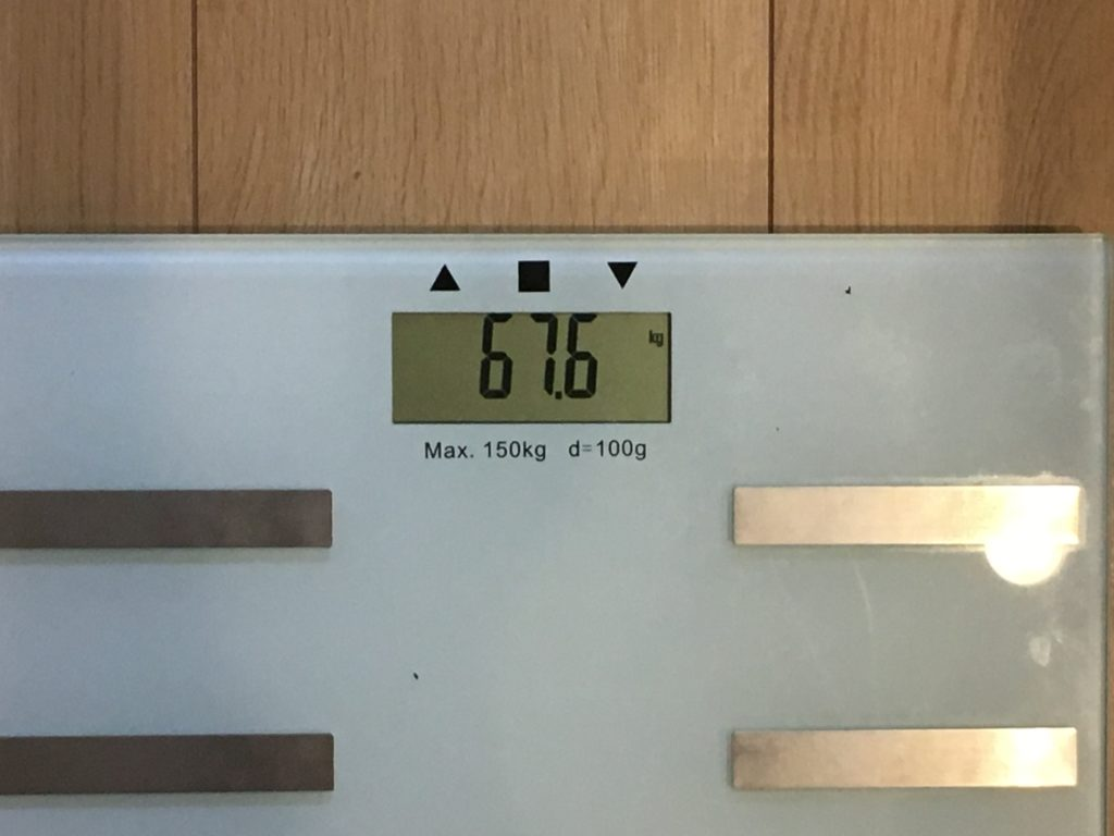 67.6kg