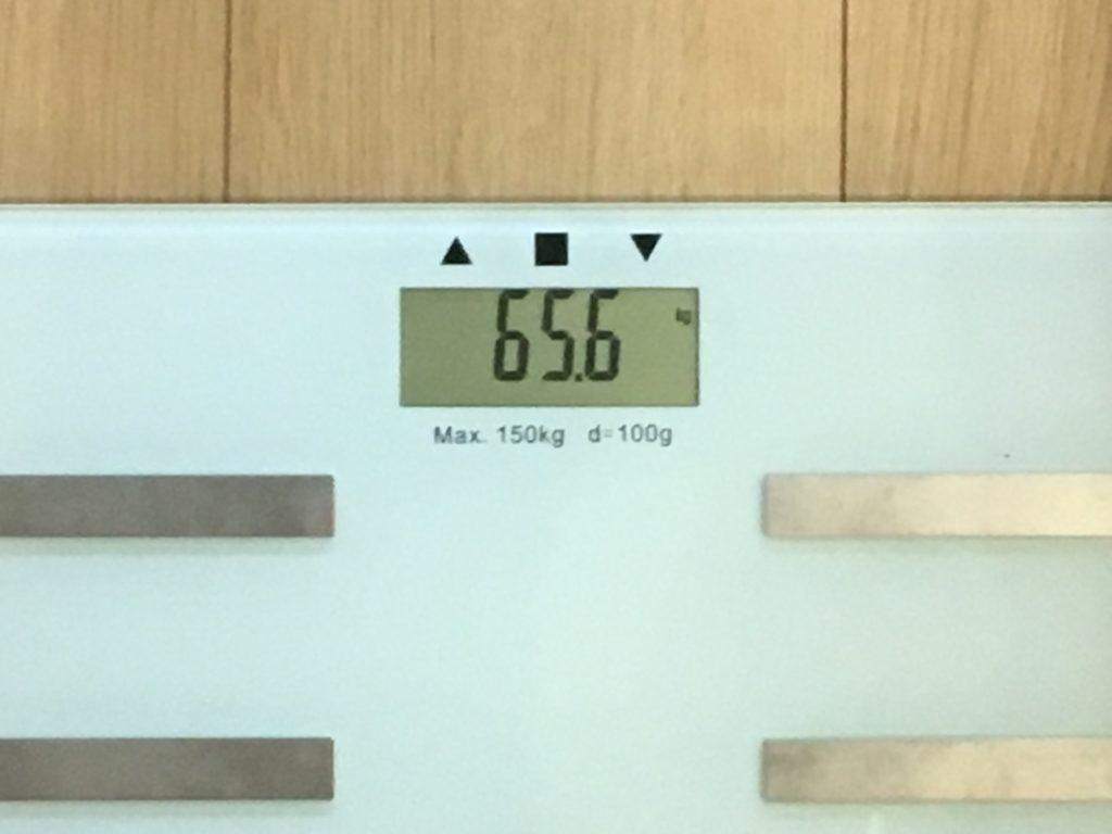 65.6kg