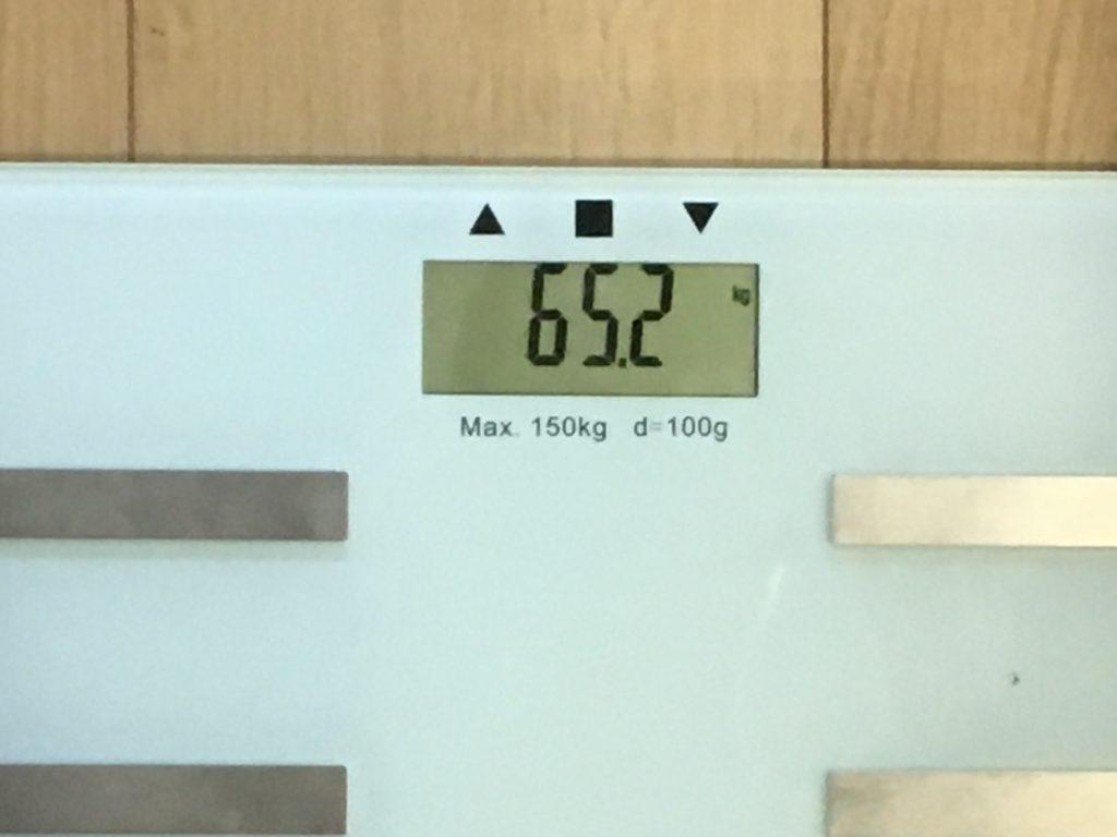 65.2kg